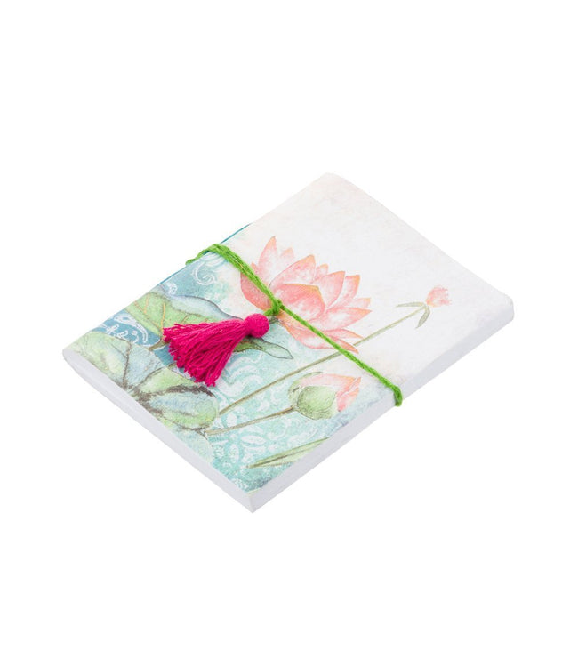Gift Ideas -  Stationery + Office Saraswati Lotus Journal