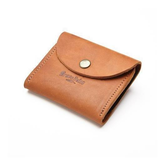 Gift Ideas -  Wallets + Coin Purses The Amiguita Leather Coin Purse