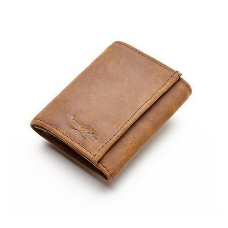 The Amiguita Leather Coin Purse