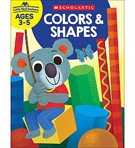 Colors & Shapes Workbook