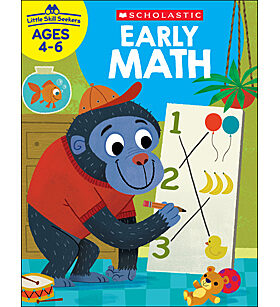 Early Math Workbook
