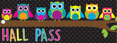 Owls Hall Pass