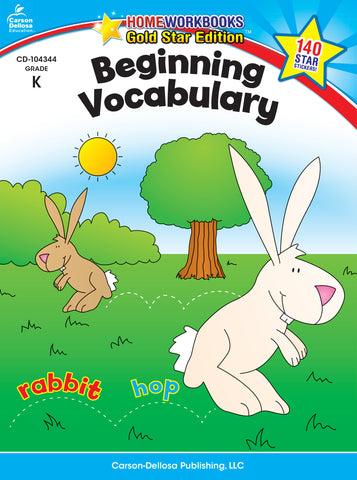Beginning Vocabulary Workbook