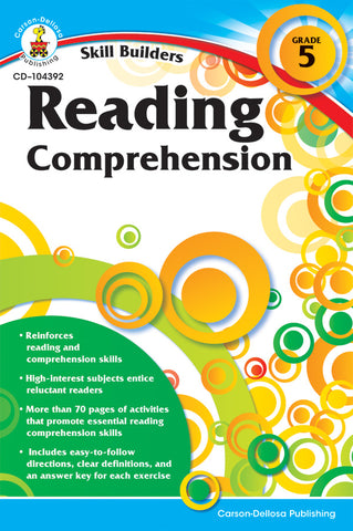 Reading Comprehension 5 Skill