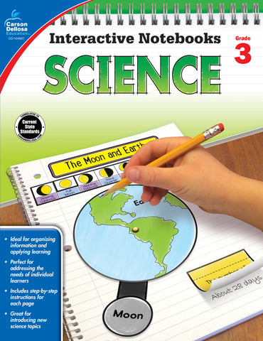 Interactive Notebooks Science 3