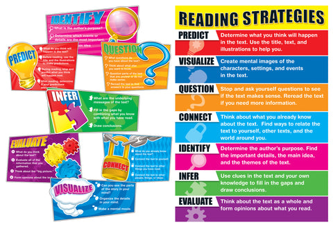 Reading Strategies Bb Set