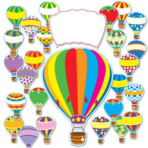 Hot Air Balloon Bb Set