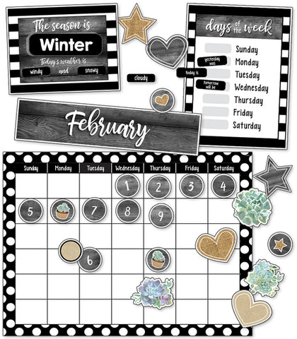 Simply Stylish Calendar Bb Set