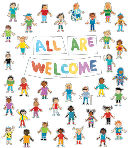 All Are Welcome Kids Bb Set