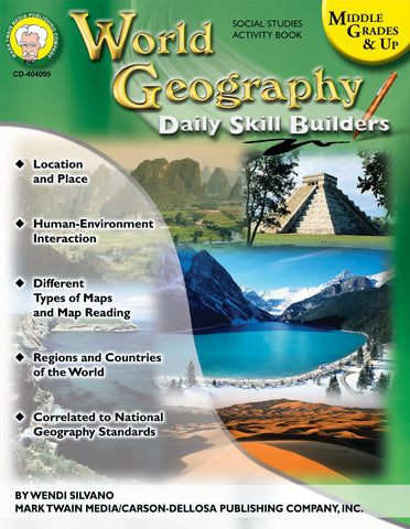 World Geography Daily Skill Buil