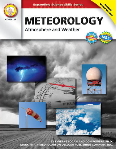 Meteorology Science Skills Bk