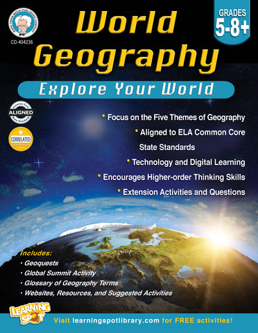 World Geography Bk