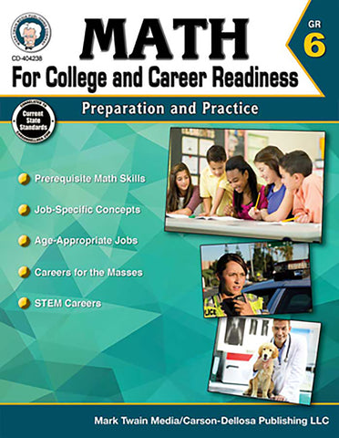 Math For College & Career Readin
