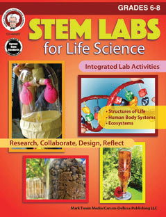 Stem Labs For Life Science Bk