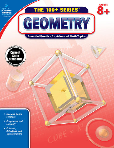 Geometry 100+ Series Bk