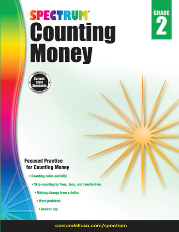 Counting Money Workbook