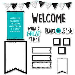 Ready To Learn Core Decor Bulletin Board Set