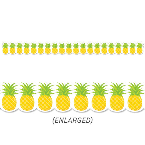 Pineapples Border