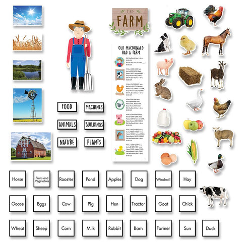 Farm Mini Bb Set