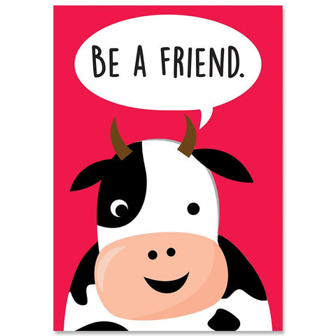 Be A Friend Farm Poster