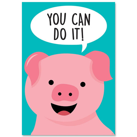 You Can Do It Farm Poster