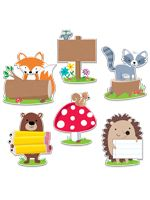 Woodland Friends Jumbo Cut-Outs