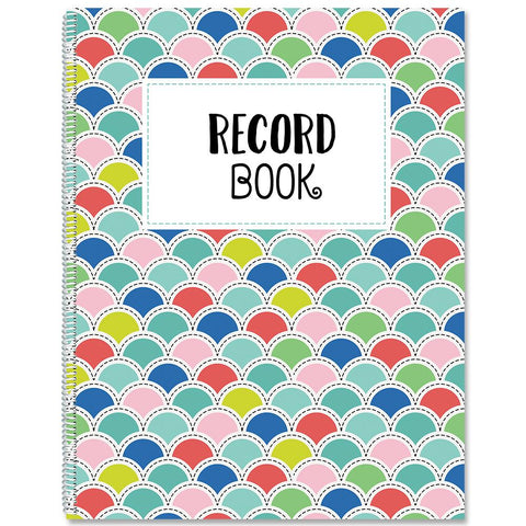 Color Pop Record Book