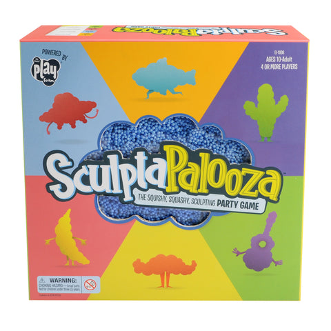 Sculptapalooza Game