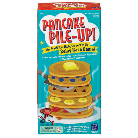 Pancake Pile Up Relay Game