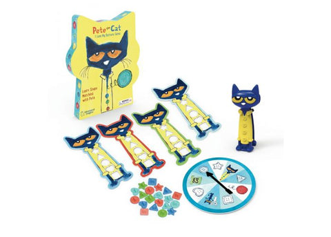 Pete The Cat Buttons Game