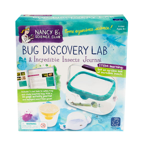 Nancy B's Bug Discovery Lab