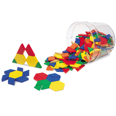 Pattern Blocks 250Ct