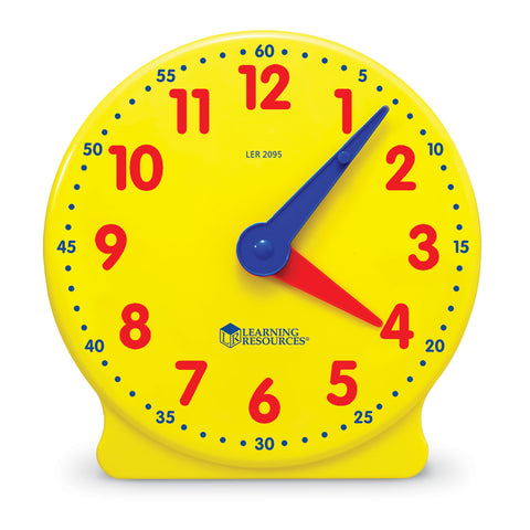 Big Time Learning Clock Student