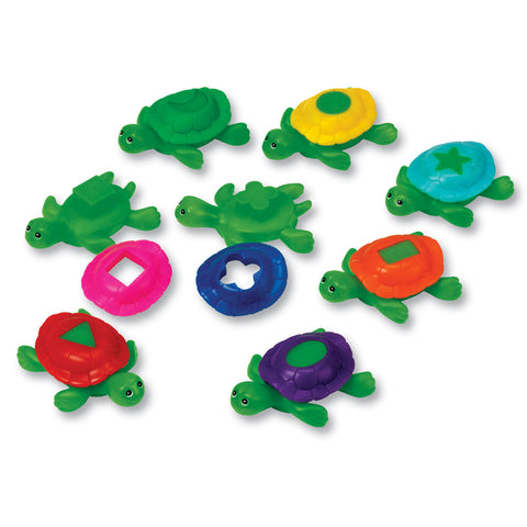 Smart Splash Shape Shell Turtles