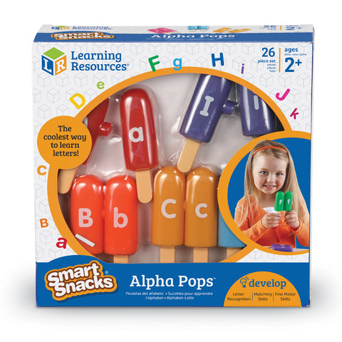 Alpha Pops Smart Snacks