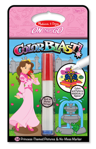 Color Blast Princess