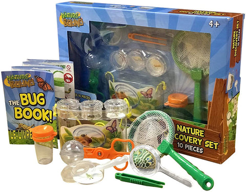 Nature Discovery Bug Catcher Kit