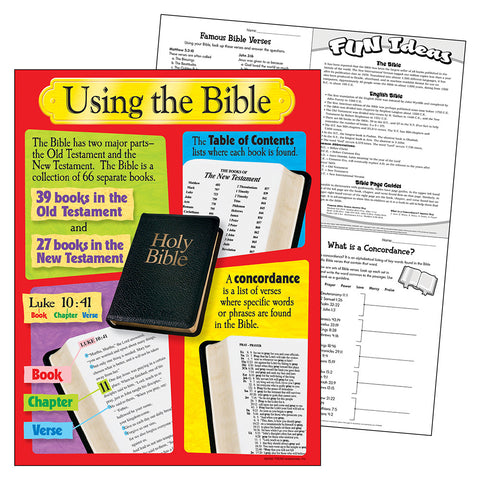 Using The Bible Chart