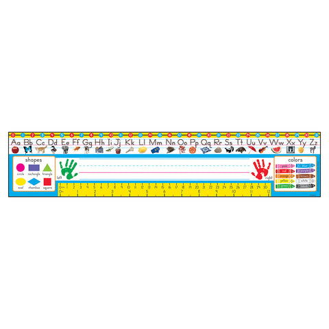 Reference Name Plates Prek-1