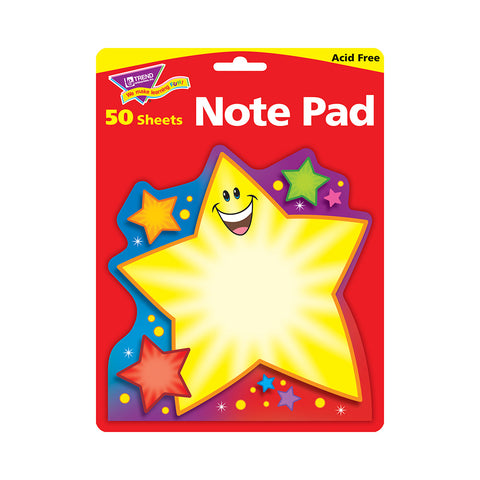 Super Star Note Pad