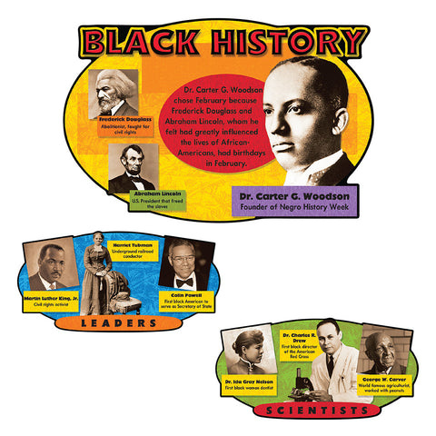 Black History Bb Set
