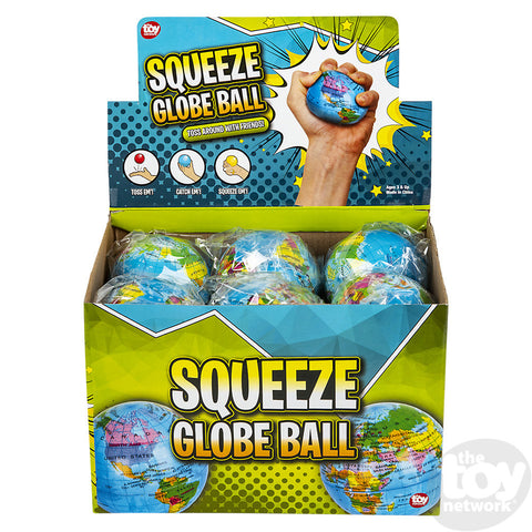 3In Squeeze Globe Ball