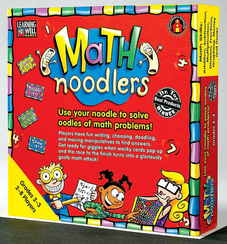 Math Noodlers 2-3 Game