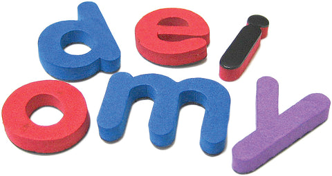 Magnetic Small Lowercase Letters