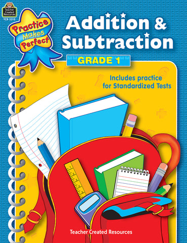 Addition & Subtraction 1 Bk