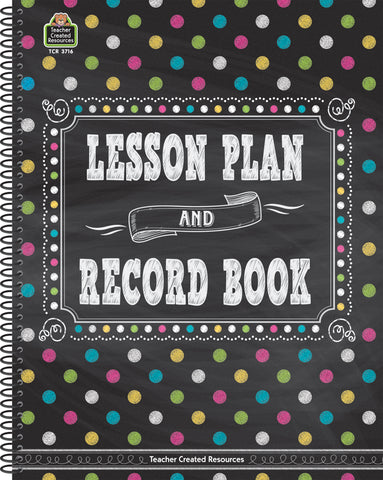 Chalkboard Brights Lesson Plan