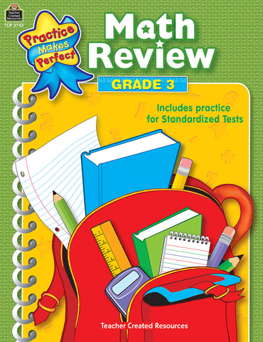 Math Review 3 Bk