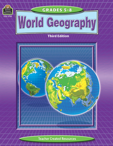 World Geography 2Nd Edition Bk