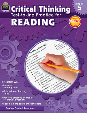 Reading Critical Thinking Bk