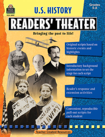Us History Readers Theater Bk